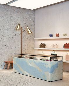on Retail Inspiration in 2020 (With images) Retail Interior Design, Retail Store Design, Cafe Interior, Shop Interiors, Office Interiors, Counter Design, Retail Space, Commercial Interiors, Stores