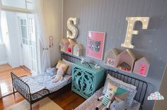 12 Shared bedrooms for kids