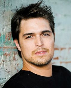 """Diogo Morgado .... Portuguese Soap actor and currently playing Jesus on History Channel """"The Bible"""""""