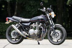 Kawasaki KZ650 Cusstom