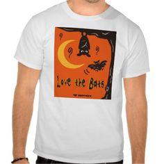Love the Bats Shirt by BATKEI