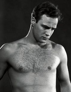 Marlon Brando by Philippe Halsman.