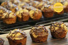 Banana Brownies With Choco SeaSalt