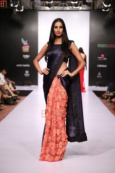 | Pernia Qureshi walks for Meera Mussafar Ali at IBFW 2014 Day 3 Photo #999