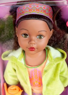 """My Life as a Yoga Instructor Madame Alexander green eyes 18"""" doll New in a Box   #DollswithClothingAccessories"""