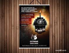Anúncio Extreme Nutrição Esportiva Santa Maria