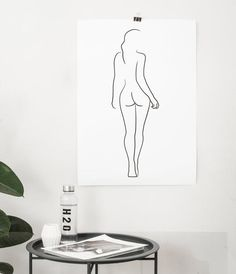 Girl on toilet Smoking  Urban SINGLE Leinwand Wand Kunst Bild drucken