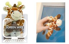 Giraffe computer screen wiper = $9.99