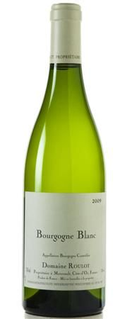 Domaine Roulot Bourgogne Blanc 2011 - affordable wine from Burgundy