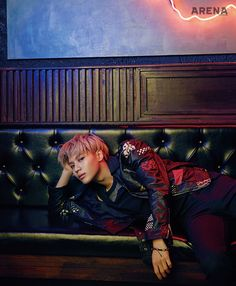 SHINee Taemin - Arena Homme+ Magazine March Issue '16