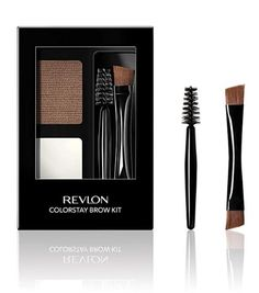 Unique longwearing wet/dry powder Use dry for everyday effortless brow look, or wet for dramatically defined brows Includes 2 brushes: dual-ended angled brush; separate spoolie Ideal for all brow types Available in 4 natural shades