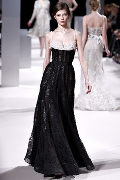 The most beautiful [Elle Saab] dress in all the world. Couture Spring 2011