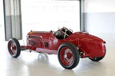 Alfa Romeo Tipo B P3 at Silverstone