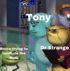 Funny Memes Humor So True Laughing 21 Marvel Jokes, Funny Marvel Memes, Dc Memes, Avengers Memes, Marvel Avengers, Memes Humor, Funny Relatable Memes, Hilarious Memes, Fun Funny