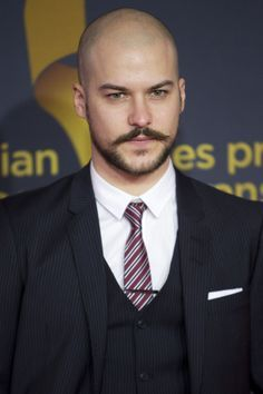 beard styles for bald men - Google Search
