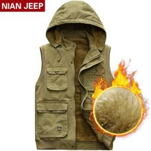 {Get it here ---> https://tshirtandjeans.store/products/nian-jeep-brand-autumn-winter-thicken-warm-vest-new-design-mens-jacket-sleeveless-vest-hooded-travels-vest-photography-waistcoat/|    Fresh arriving NIAN JEEP Brand Autumn Winter Thicken Warm vest New design Mens Jacket Sleeveless Vest Hooded Travels Vest Photography Waistcoat now at a discounted price $US $47.00 with free delivery  you can easily find this specific item and far more at our favorite site      Grab it now in the…