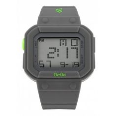 Gio-Goi Mens Digital Watch with Rubber Strap