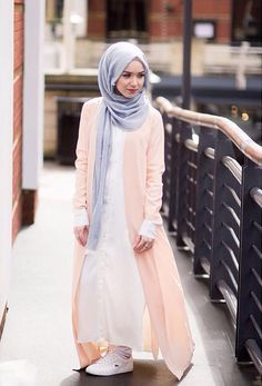 Nabiilabee #hijabfashion
