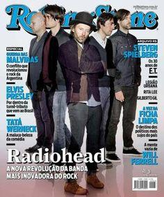 Capas RS Brasil 68 - Radiohead