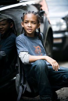 Jaden Smith - can't imagine his range by the time he is grown - excellent child actor