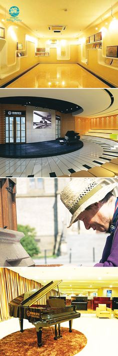 'From manufacturing history to pianists' stories, the theme museum of Goodway Piano International Arts Tourism Base offers a diverse range of activities to demonstrate the craftsmanship of world-class piano production.  Address: 1191 Lin Ding Road, Jianggan District, Hangzhou Book a tour 1 week in advance: 13867446014 (Ms. Chen)