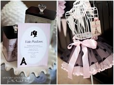 {Kate's 4th Birthday Party} Glamour Girl in Paris…. A Barbie Inspired Party! | The TomKat Studio