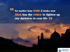 Allah has power #Allah