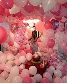 ✔ Room Dcoration For Birthday Surprise Balloons Birthday Goals, 18th Birthday Party, Birthday Photos, Birthday Bash, Happy Birthday, Birthday Room Surprise, Hotel Birthday Parties, 30 Birthday Balloons, Ideas For Birthday Party