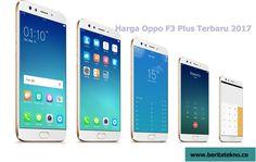 Harga Oppo F3 Plus - HP android Ram 4 GB Dual Kamera Selfie