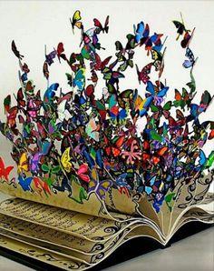 Mariposas y literatura - Butterflies and Literature