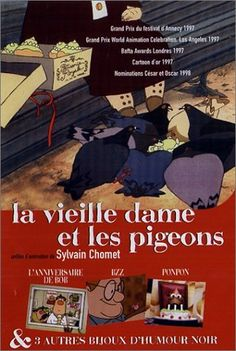 La vieille dame et les pigeons (1997) - The Old Lady and the Pigeons (corto)