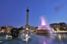 Trafalgar Square - London, England