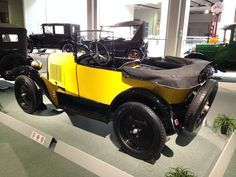 1925 Citroen 5CV Type C3-5
