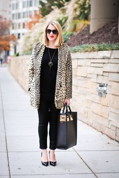 A Lacey Perspective: Faux Fur