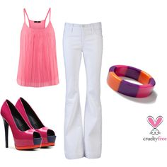Colorblock, created by pbmhuck on Polyvore