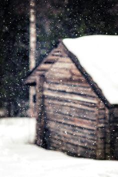 Лампово, по-зимнему