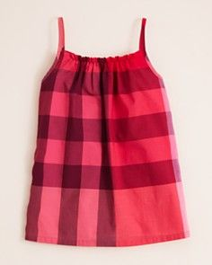Burberry Girls Bertha Dress - Sizes 4-6