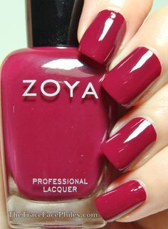 The TraceFace Philes: Zoya Entice Collection! Zoya Veronica