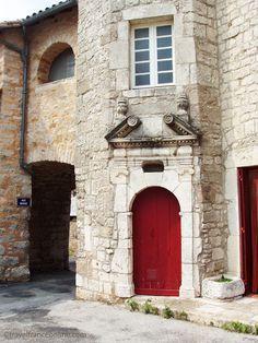La Cavalerie, Knights Templar fortified village in Causse du Larzac in Aveyron #door - Travel #France Online - Picasa Web Albums