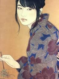 Risultati immagini per Ikenaga Yasunari