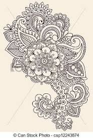 Image result for henna designs drawings