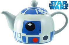 Bule de Chá Star Wars: R2-D2 Teapot