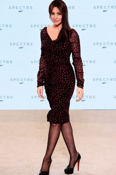James Bond Spectre: The Oldest Bond Girl In History Announced And She's A Bombshell