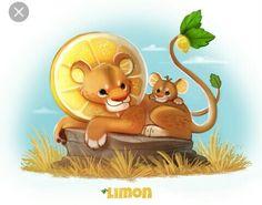 Lion lemon