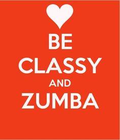 Zumba, Love it!