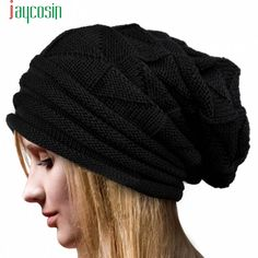 >> Click to Buy << Warm Caps JAYCOSIN Deliacte New Fashion Ladies Casual 1PC Warm Women Winter Crochet Hat Wool Knit Beanie W30 Apr28 #Affiliate