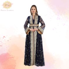 120 USD / 100.79 Euro + Free Shipping Make a fashion statement at your next occasion with this elegant Cocktail Party Kaftan Set. A high quality outfit worth investing in. Product no: 7834 Party Gowns, Party Dress, Kaftan Abaya, Jasmine Bridal, Party Wear, Bridal Dresses, Euro, Investing, Cocktail