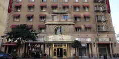 The history of the Cecil Hotel is so dark and gory that some say all 600 rooms are cursed #travel #roadtrips #roadtrippers