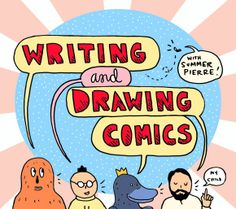 Writing & Drawing Comics E-Course | Paper Pencil Life