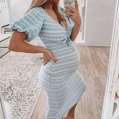 Maxi Outfits, Cute Maternity Outfits, Maternity Maxi, Stylish Maternity, Maternity Fashion, Maxi Dresses, Maternity Clothes Spring, Estilo Baby Bump, Pregnancy Looks
